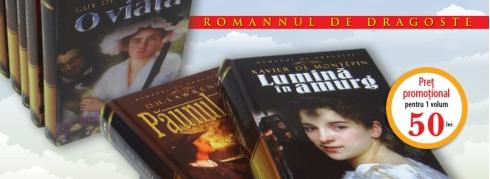 Colectia Romanul de dragoste