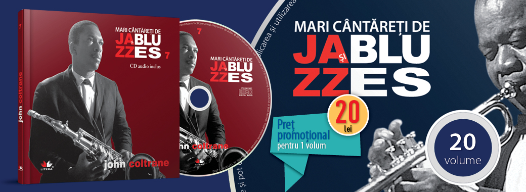 Mari cantareti de jazz si blues