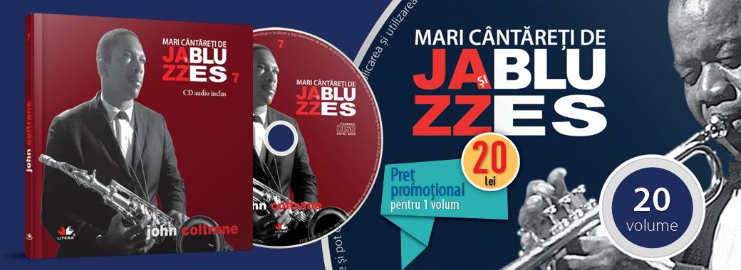 Colecșia Mari cântăreți de Jazz și Blues