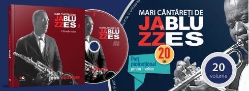 Colectia Mari Cantareti de Jazz si Blues