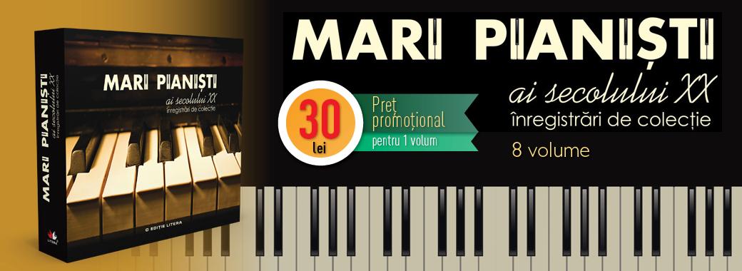 Colecția Mari Pianiști ai secolului XX