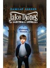 Jake Djones si pazitorii istoriei Misiunea Venetia