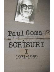 Scrisuri I. 1971 - 1989