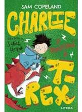 CHARLIE SE TRANSFORMA IN T-REX.