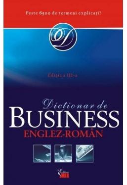 Dictionar de business englez-roman