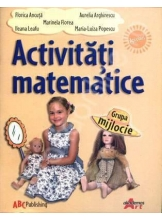 Activitati matematice Grupa mijlocie