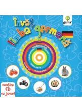 Invat limba germana +CD cu jocuri