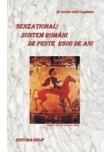 Senzational Suntem romani de peste 2500 de ani