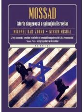 Kronika. Mossad. Istoria sangeroasa a spionajului israelian