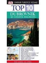 Ghid turistic vizual. Dubrovnik si Coasta Dalmata