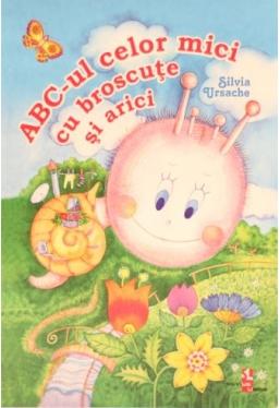 ABC-ul celor mici cu broscute si arici