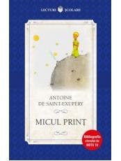 Lecturi scolare MICUL PRINT. Antoine de Saint-Exupery