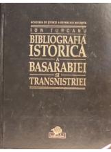 Bibliografia istorica a Basarabiei si Transnistriei