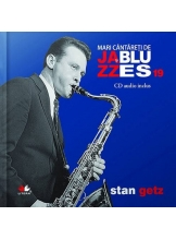 Mari cantareti de jazz si blues. Stan Getz. Vol. 19 +CD