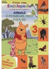 Prima mea enciclopedie cu Winnie de Plus si prietenii lui. Animale. O plimbare prin padure