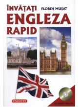 Invatati engleza rapid +CD