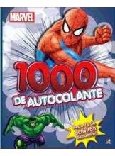 Spider-man 1000 de autocolante si Peste 75 de activitati distractive