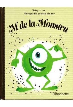 Disney Gold. M de la Monstru