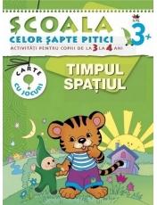 SCSP Timpul spatiu 3-4 ani 3+