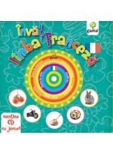 Invat limba franceza +CD cu jocuri