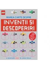 Lego. Marea carte despre inventii si descoperiri.