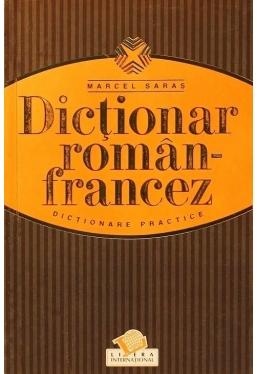 DICTIONAR ROMAN-FRANCEZ PRCT