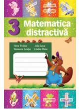 Matematica distractiva cl a III-a