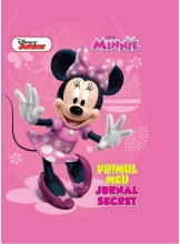 Disney Minnie. Primul meu jurnal secret