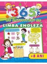 365 de activitati de limba engleza (+8 ani)