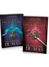 Pachet Cei trei muschetari (2 volume)