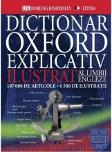 Oxford - Dictionar explicativ ilustrat al limbii engleze