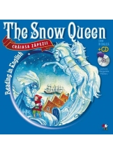 Craiasa Zapezii The Snow Queen cu CD