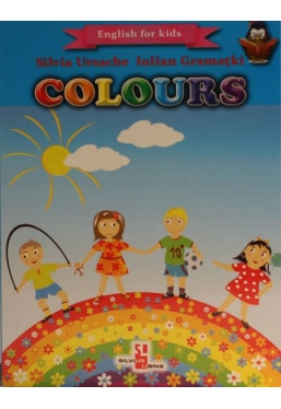 English for kids Colours fise