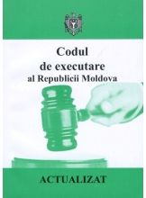 Codul de executare al Republicii Moldova