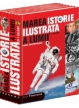 Istoria Ilustrata a Lumii. Set (6 carti)