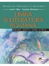 Limba si literatura romana Manual clasa a III-a