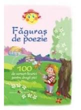 Faguras de poezie /carton