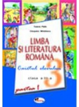 Limba si literatura romana Caietul elevului pentru clasa a III-a (partea I si II)