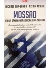 Carte pentru toti. Vol 42 .Mossad. Istoria sangeroasa a spionajului israelian