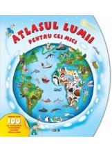 Atlasul lumii pentru copii. 100 de autocolante