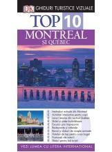 Ghid turistic vizual. Montreal si Quebec