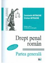 Drept penal roman. Partea generala