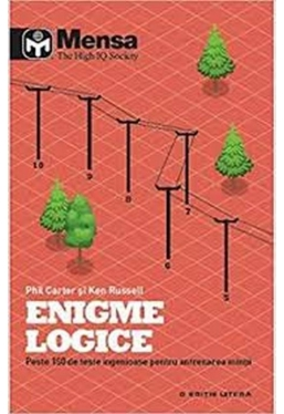 ENIGME LOGICE. Phil Carter & Ken Russell. Mensa