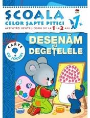 SCSP Desenam cu degetele 1-2 ani 1+