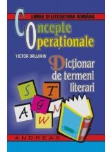 Concepte operationale. Dictionar de termeni literari