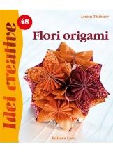 Idei creative. Flori origami