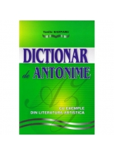 Dictionar de antonime cartonat