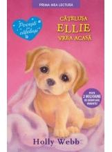 Prima mea lectura Catelusa Ellie vrea acasa