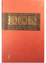 Dictionar ortografic al limbii romane. DOR