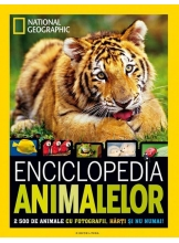 National Geographic. Enciclopedia animalelor 2500 de animale